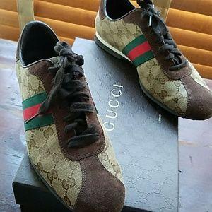 Gucci Shoes   Gucci Sneakers   Poshmark